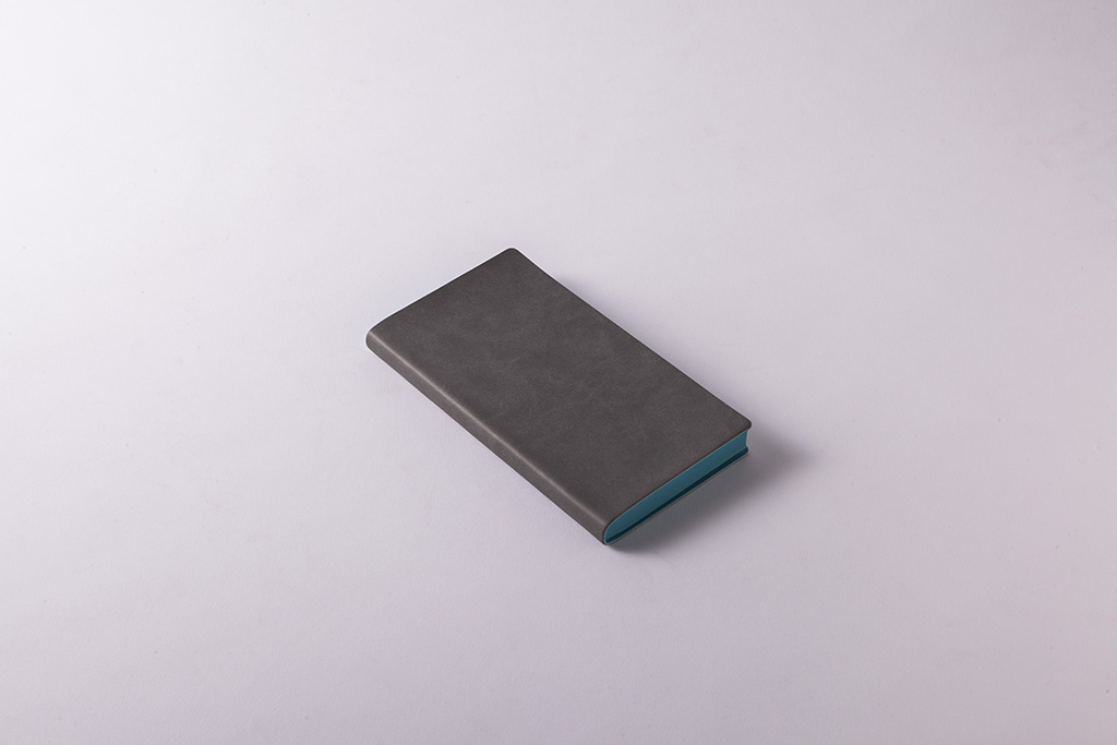 Pu cover color note book